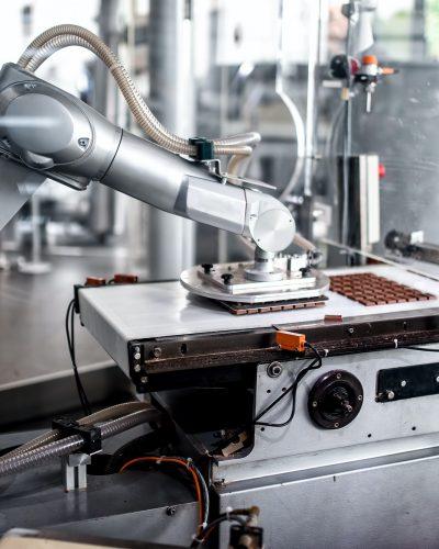 automatic robotic hand
